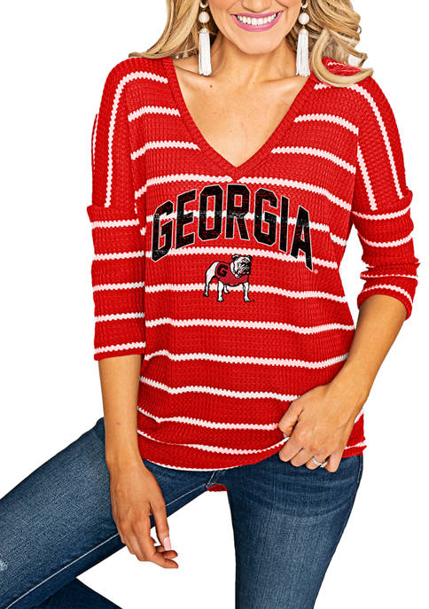 Gameday Couture NCAA Georgia Bulldogs Right On The