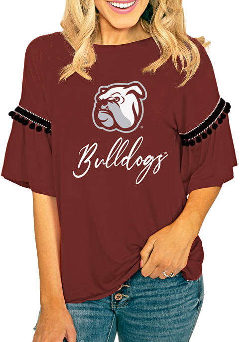 Gameday Couture NCAA Mississippi State Bulldogs Jersey Knit