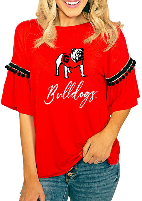 Gameday Couture NCAA Georgia Bulldogs Hustle and Flow