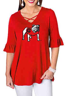 10eefc9dda8 Georgia Bulldogs Apparel: Hats, T-Shirts & More | belk