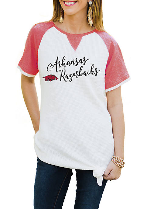 Gameday Couture Arkansas Razorbacks Believe It Or Knot