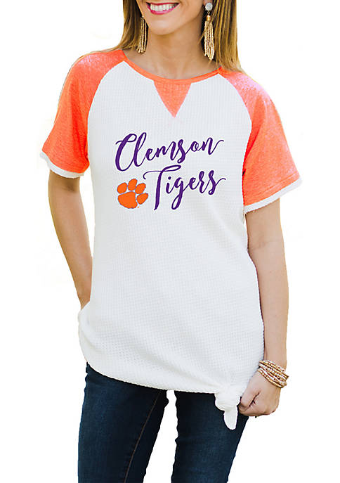 Gameday Couture Clemson Tigers Believe It Or Knot