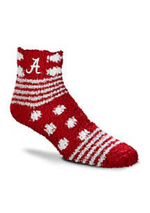 Alabama Crimson Tide Sleep Soft Socks