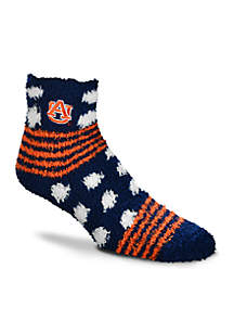 Auburn Tigers Sleep Soft Socks