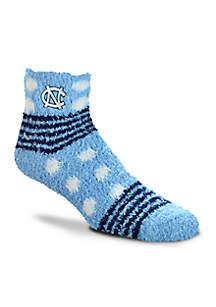 North Carolina Tar Heels Sleep Soft Socks