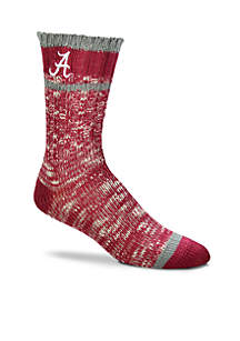 Alabama Crimson Tide Alpine Peak Boot Socks