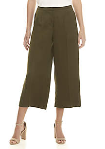 Malibu Crepe Satin Trouser