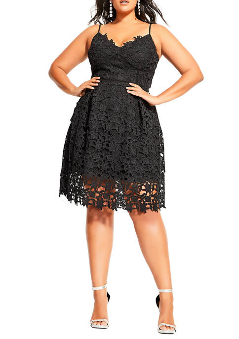 Plus Size Dress So Fancy Dress