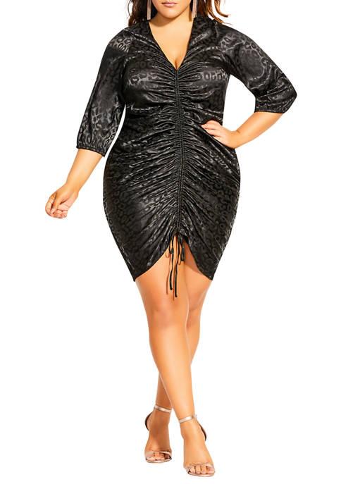 Plus Size Vamp Appeal Dress