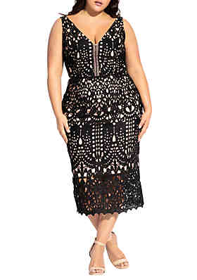 Plus Size Bodycon Dresses | belk