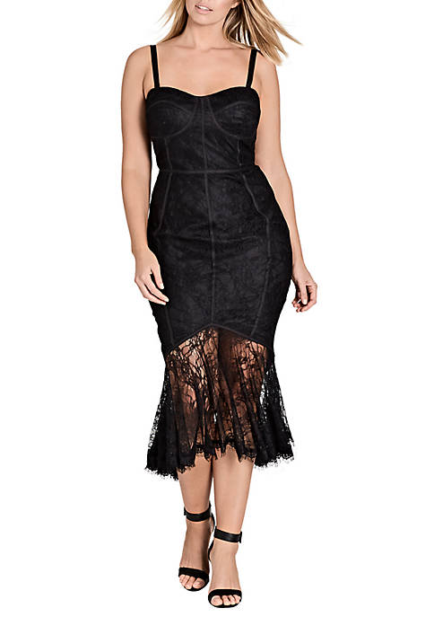 City Chic Plus Size So Seductive Dress