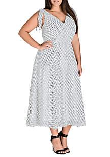 City Chic Plus Size Alika Dress
