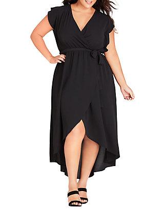 Plus Size Lolita Maxi Dress