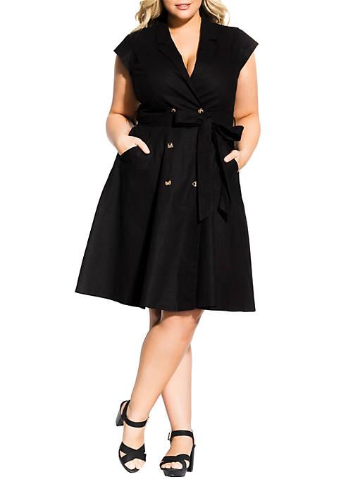 City Chic Plus Size Lafayette Dress