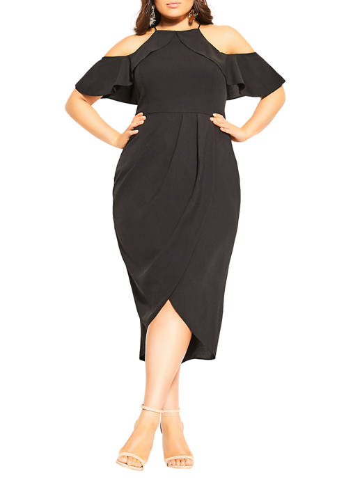 City Chic Plus Size Love Siren Dress
