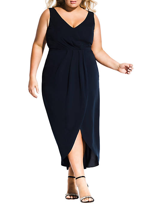 Plus Size Cherish Maxi Dress
