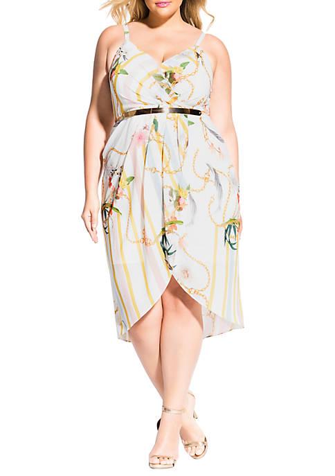 Plus Size Primavera Dress