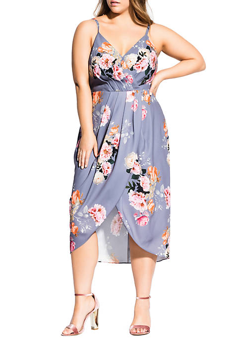City Chic Plus Size Florence Dress