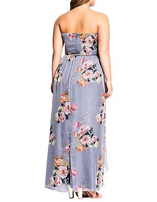 0cc91cc925b9 ... City Chic Plus Size Whimsy Florence Maxi Dress ...