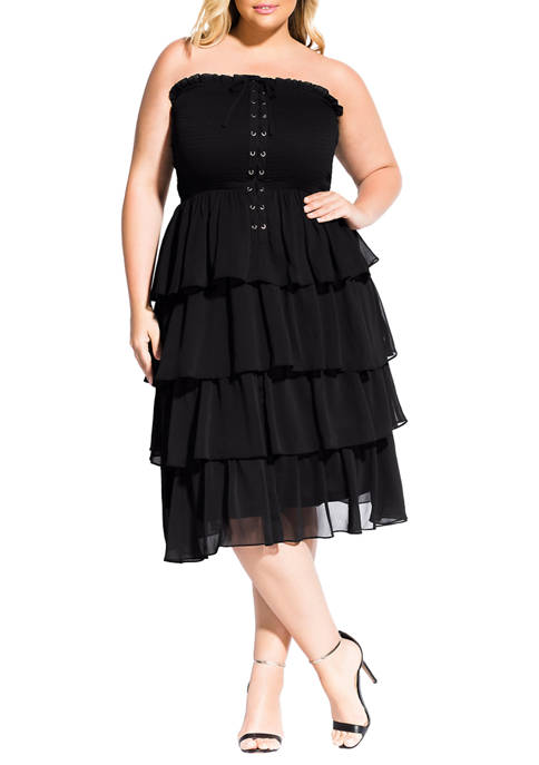 City Chic Plus Size Sienna Dress