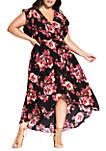 Plus Size Monet Maxi Dress