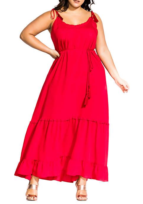 Plus Size Maxi Endless Summer Dress