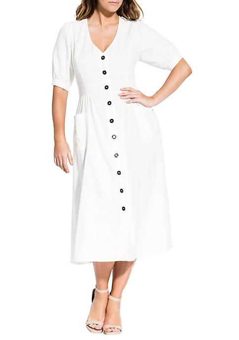 Plus Size Luca Dress