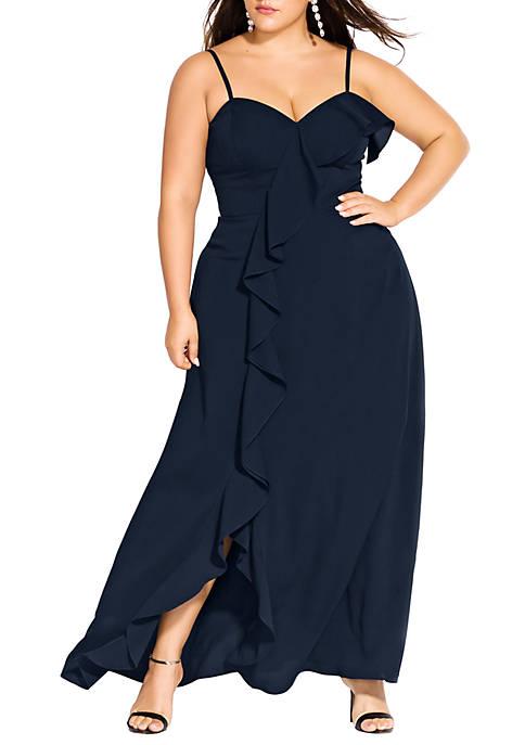 Plus Size Catalina Maxi Dress