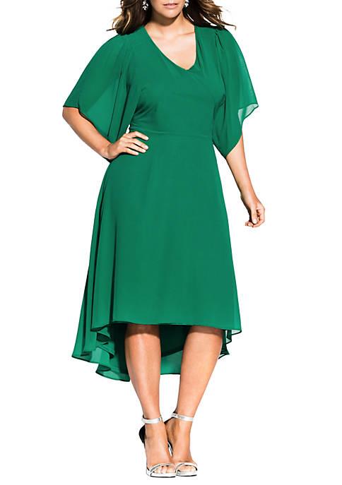 Plus Size Adore Dress