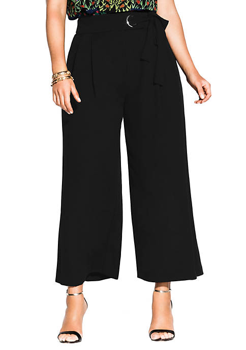 Plus Size Reflections Pants