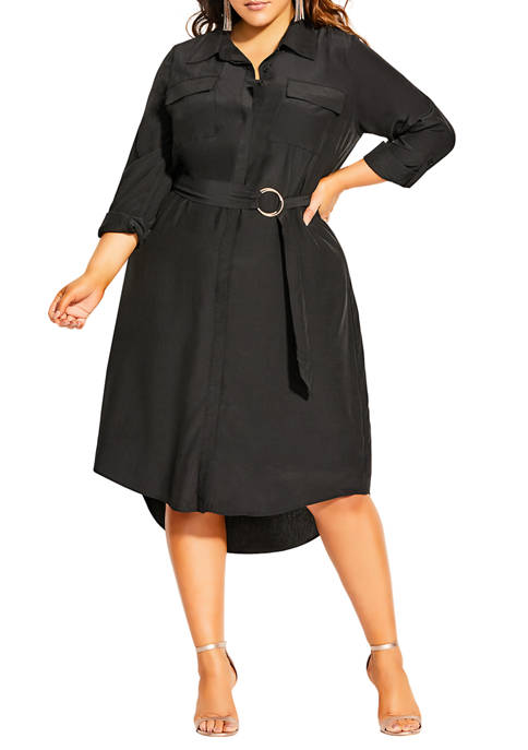 Plus Size Wonderlust Dress