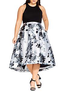 City Chic Plus Size Amelia Dress