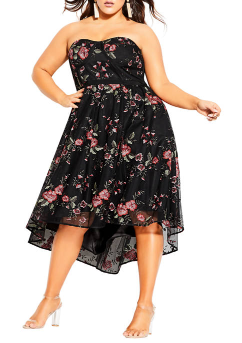 City Chic Plus Size Dolce Love Dress
