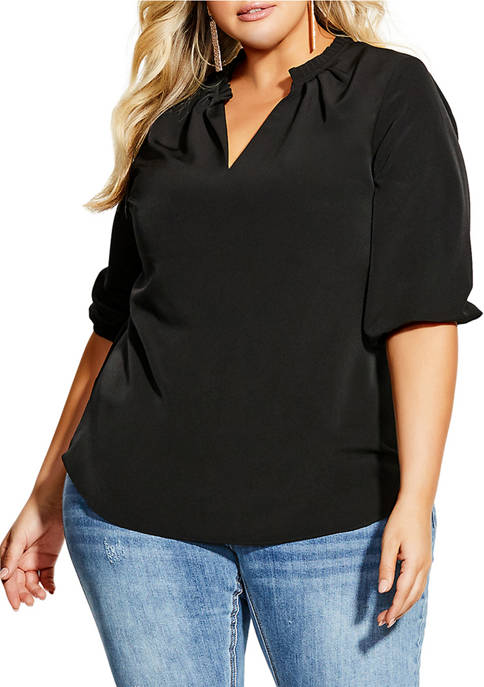 Plus Size Amore Top