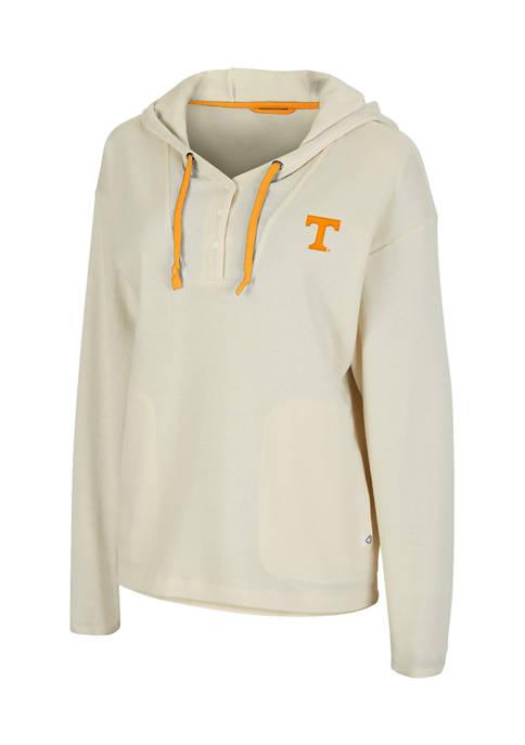 Colosseum Athletics NCAA Tennessee Volunteers Henley Hoodie