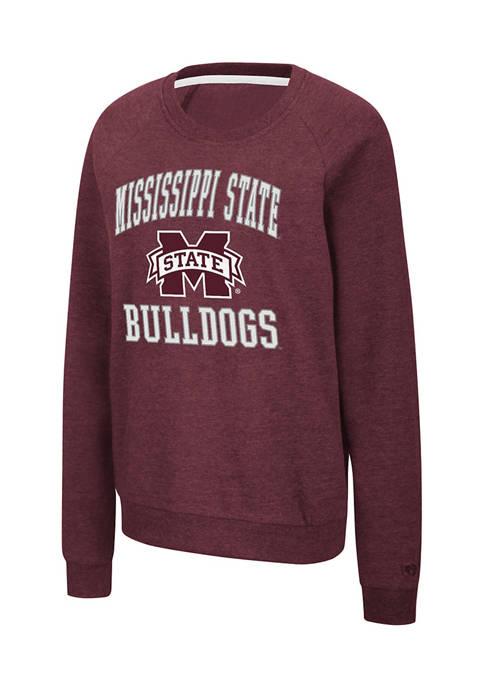 Colosseum Athletics NCAA Mississippi State Bulldogs Genius Crew
