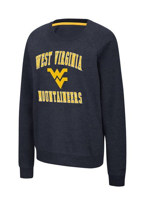 Colosseum Athletics NCAA West Virginia Mountaineers Genius Crew