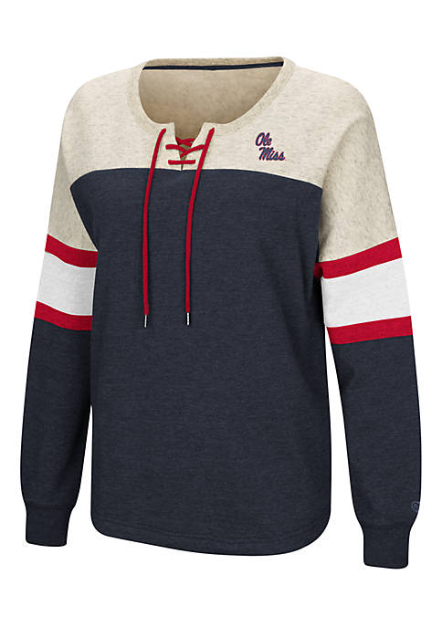 Colosseum Athletics Ole Miss Rebels Become Great Oversized