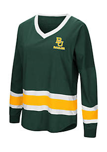 Baylor Bears Marquee Players Oversized Long Sleeve Tee