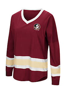 Florida State Seminoles Marquee Players Oversized Long Sleeve Tee