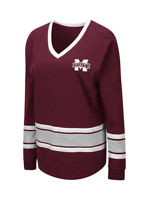 Colosseum Athletics Mississippi State Bulldogs All Righty Long