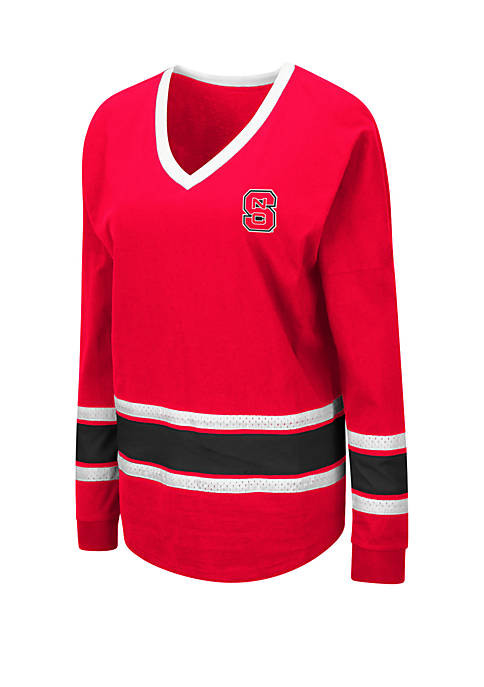 Colosseum Athletics NC State Wolfpack All Righty Long