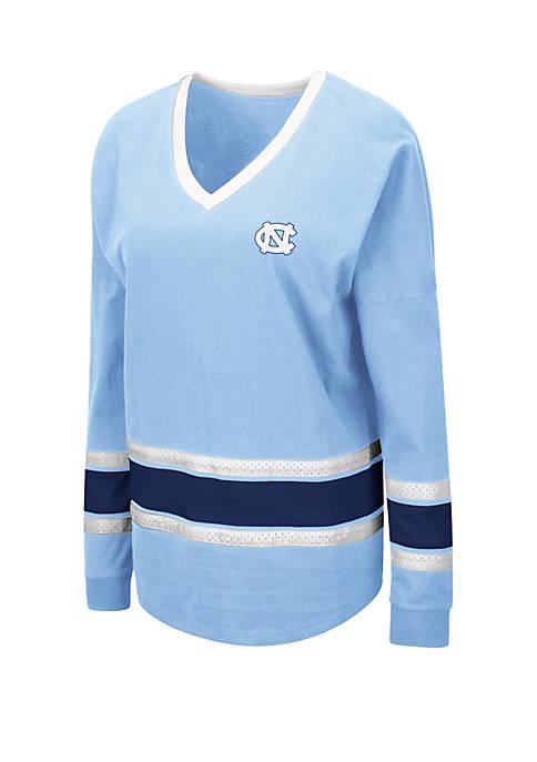 Colosseum Athletics NCAA North Carolina Tar Heels T-Shirt
