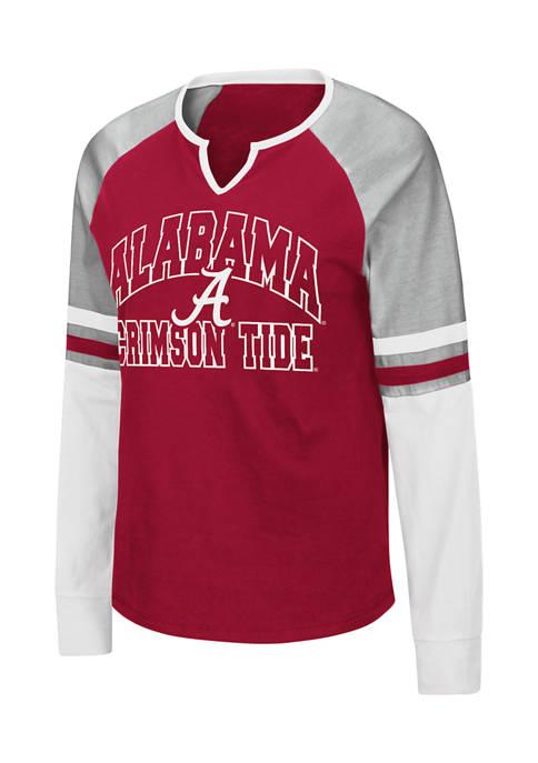 Colosseum Athletics NCAA Alabama Crimson Tide Astronaut Long