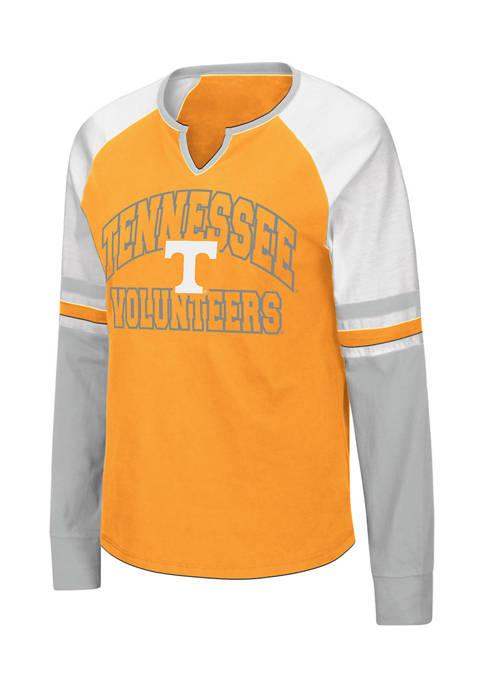 NCAA Tennessee Volunteers Astronaut Long Sleeve T-Shirt