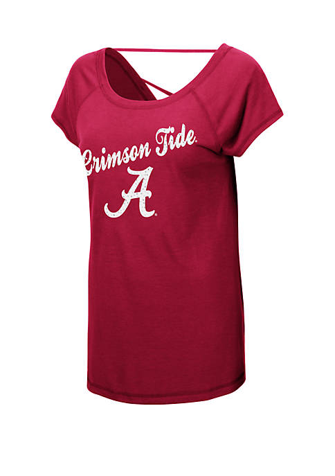 Colosseum Athletics NCAA Alabama Crimson Tide Bold Gestures