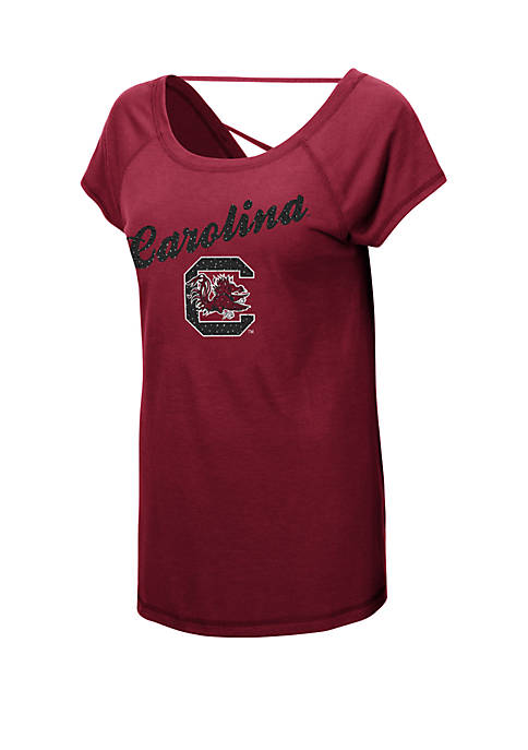Colosseum Athletics NCAA South Carolina Gamecocks Bold Gestures