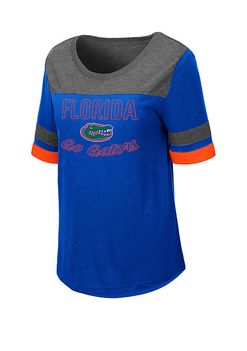 Colosseum Athletics Florida Gators Romantic Short Sleeve T