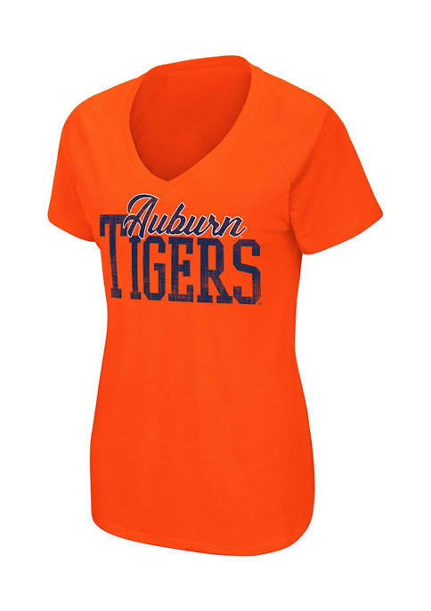 Colosseum Athletics Womens NCAA Auburn Tigers Science Guy
