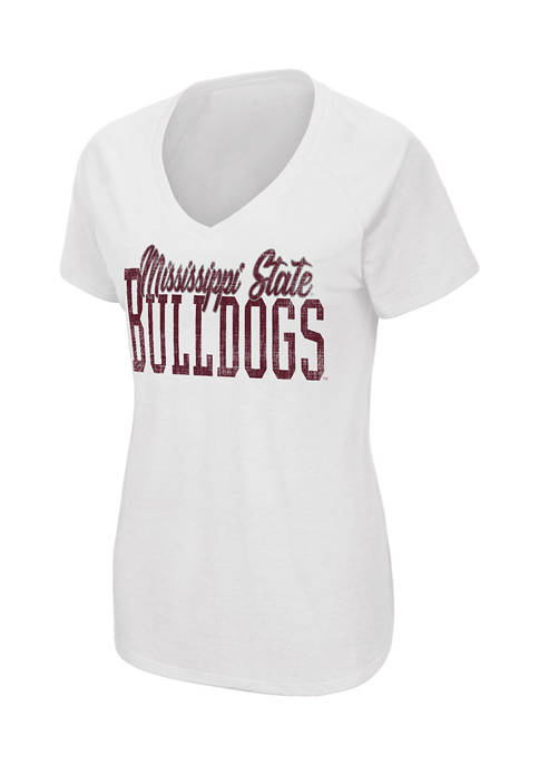 Colosseum Athletics Womens NCAA Mississippi State Bulldogs